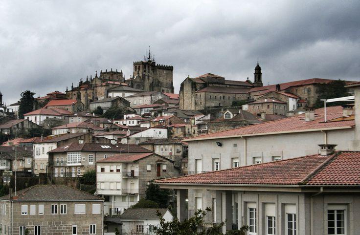 Tui, comienzo del Camino Portugués en Galicia, Camino de Santiago