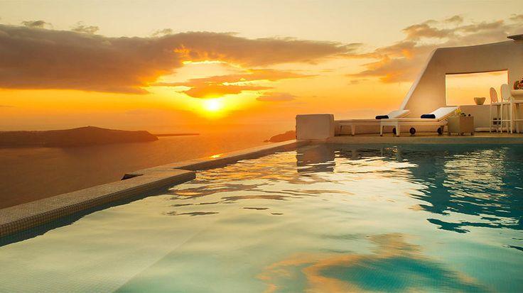 Santorini, Greece: Astra Pools, Favorit Place, Santorini Greece, Greece Trips, Area Astra Suits, Beauty Place, Suits Pools, Amazing Place, Infinity Pools