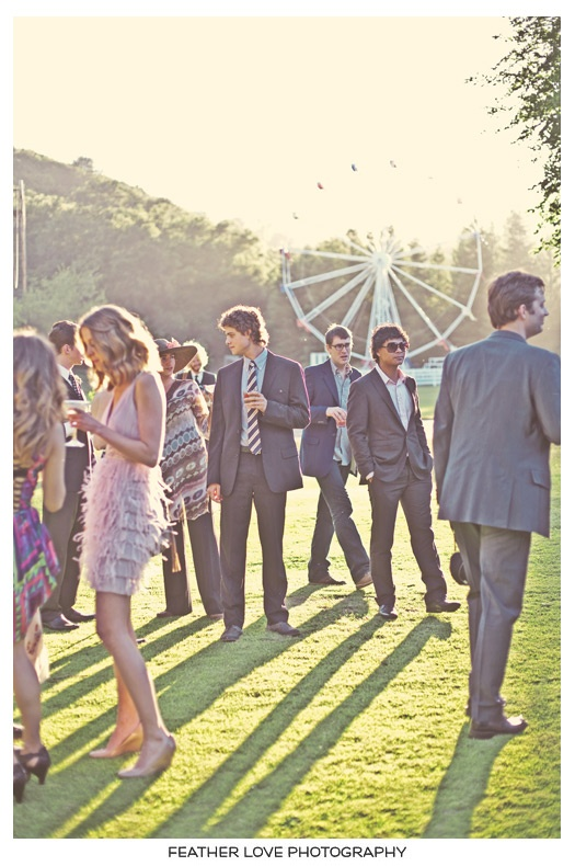 boda retro wedding