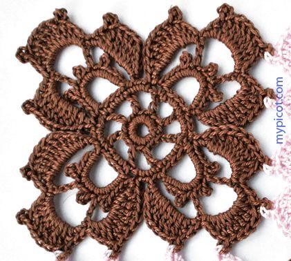 MyPicot | Crochet padrões livres                                                                                                                                                                                 Mais