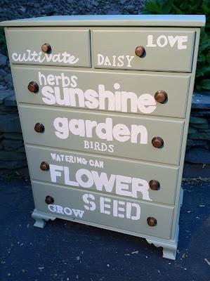 Embracing Change: Garden Subway Dresser