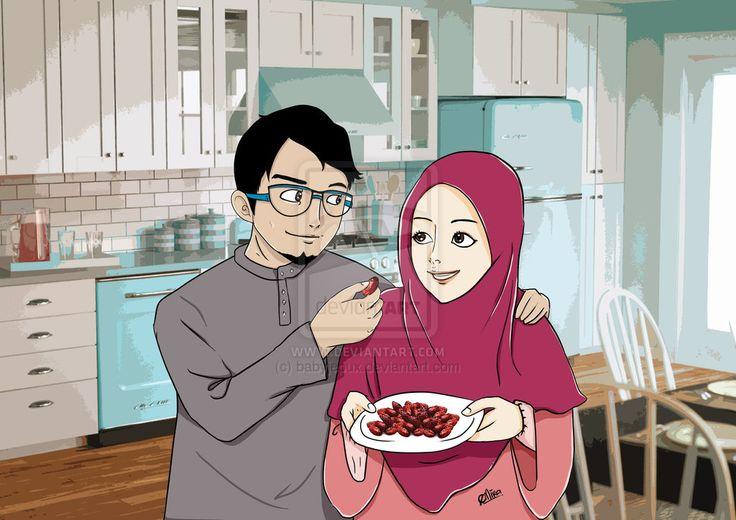HUSBAND AND WIFE by babyjepux.deviantart.com on @DeviantArt