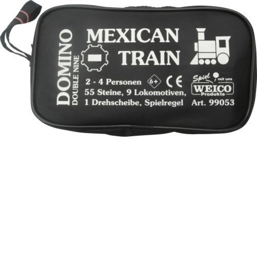 Domino-Mexican-Train-in-Tasche-NEU