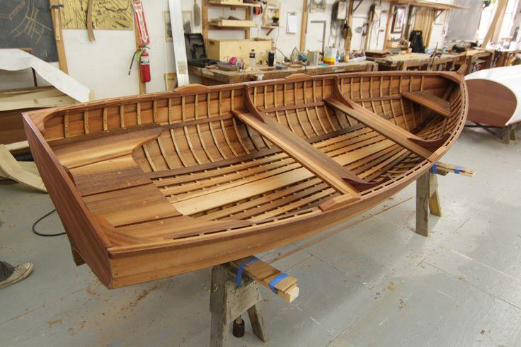 Port Hadlock WA - Northwest School of Wooden Boatbuilding - Traditional Small Craft - Grandy Skiff - completed | Flickr: partage de photos!