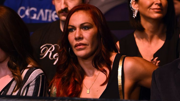 "Cris ""Cyborg"" Justino insists she'll be able to drop enough weight to fight Ronda Rousey in December... - Josh Hedges/Zuffa LLC/Zuffa LLC via Getty Images"