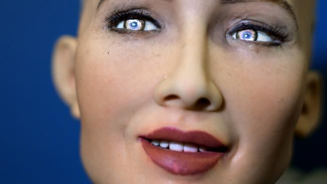 Sophia the robot says artificial intelligence is good for us http://ift.tt/2sGL2lZ