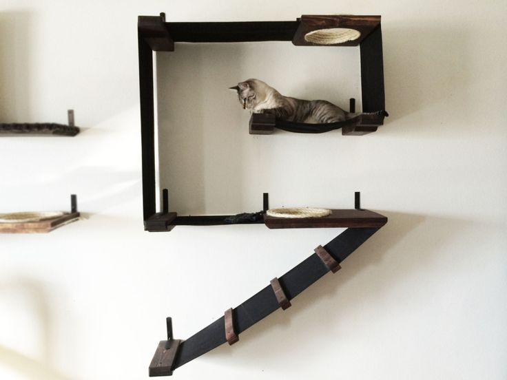 Katzenbaum Ersatz - Ideen