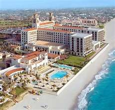 View Of The Breakers Hotel Palm Beach Florida