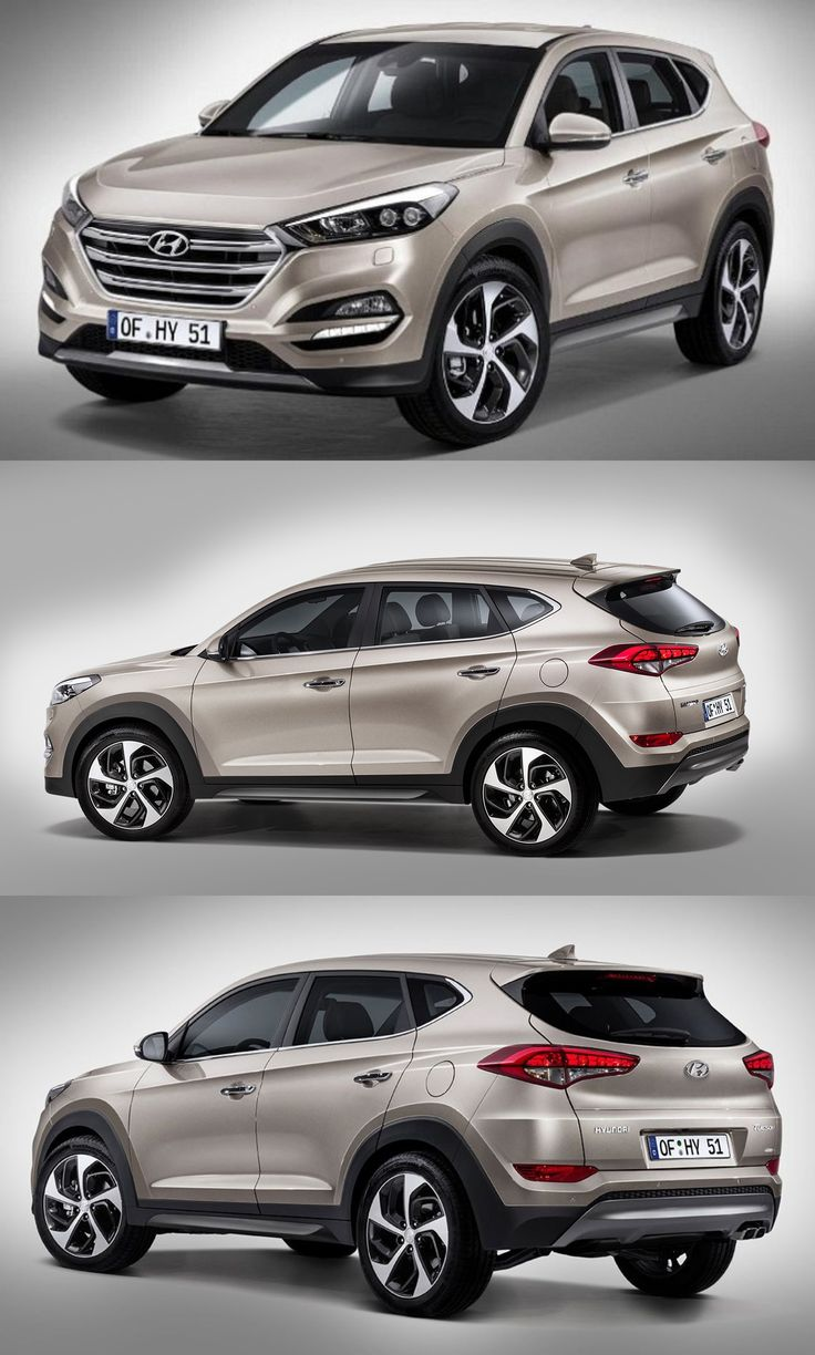 New hyundai tucson unveiled in the uk automobile car