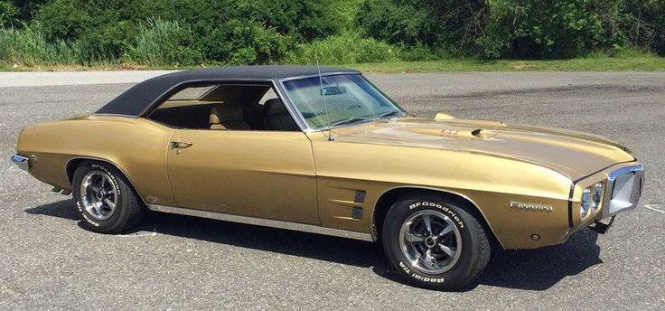 1969 Pontiac Firebird for sale #1893428   Hemmings Motor News