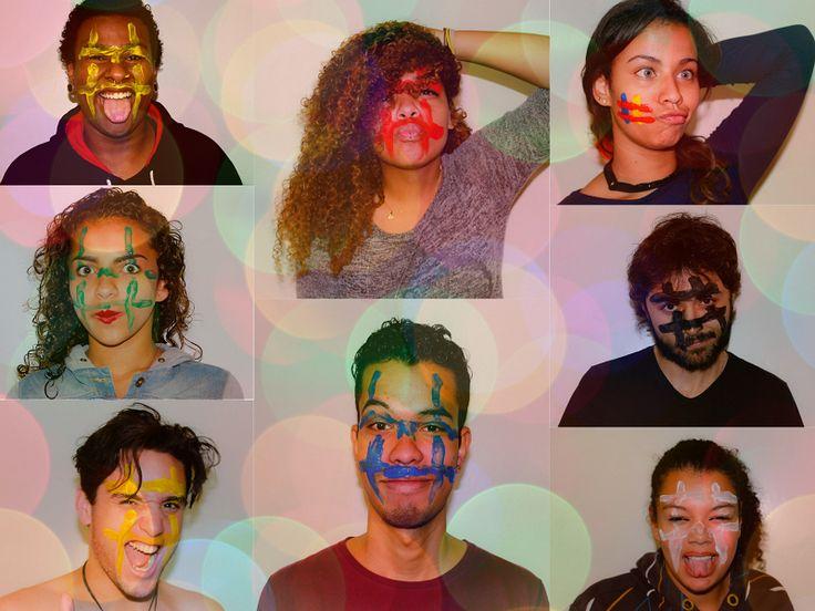 """Em um processo criativo coletivo, o Grupo de Narciso cria uma reflexão sobre a adolescência no espetáculo """"#15"""", em cartaz no Teatro Paiol Cultural."""