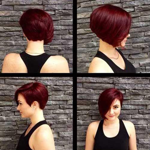 25 Good Asymmetrical Bob Haircuts | Bob Hairstyles 2015 - Short Hairstyles for Women