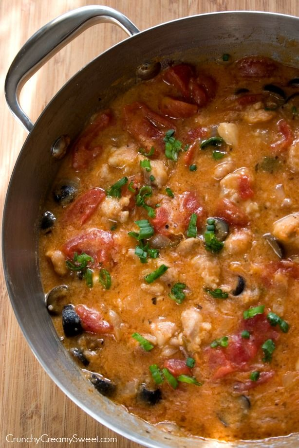 Chicken marengo recipe the chew