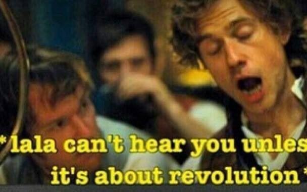 Les miserables... it's funny cuz it's true