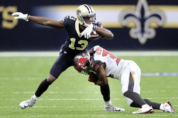 After a terrific performance in Week 10, New Orleans Saints star Michael Thomas tops my Week 11 fantasy football wide receiver rankings.