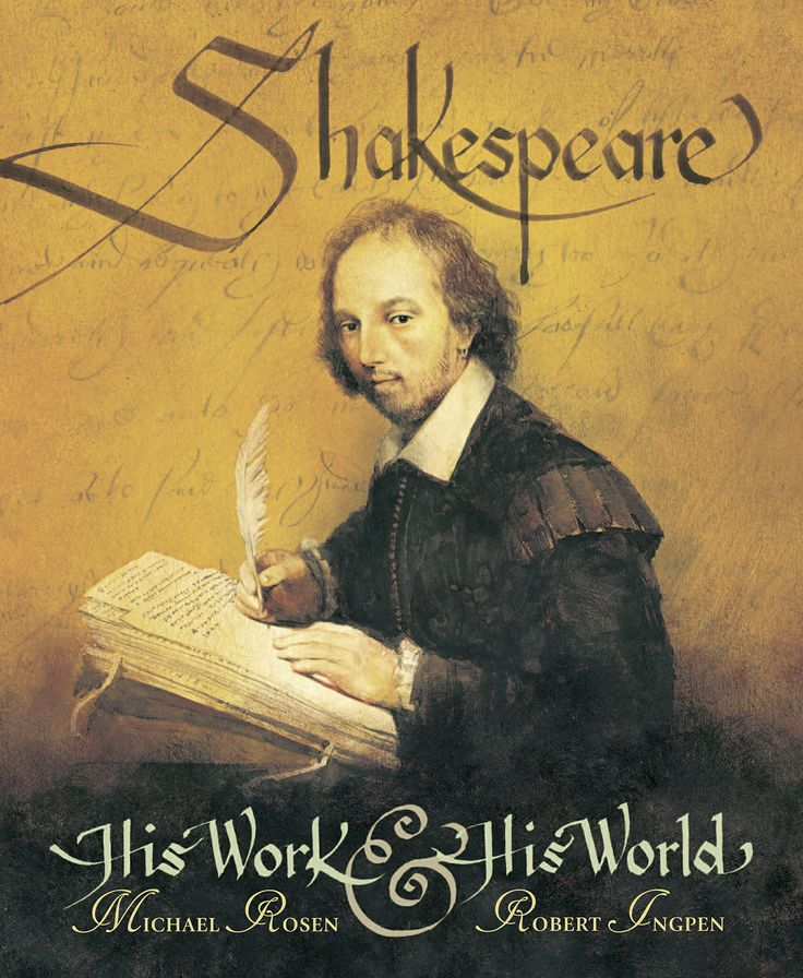 A biography of william shakespeare the writer