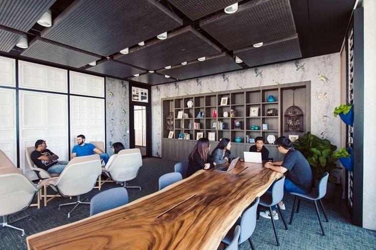 Innovative Home Office Ideas: 1000+ Ideas About Innovative Office On Pinterest