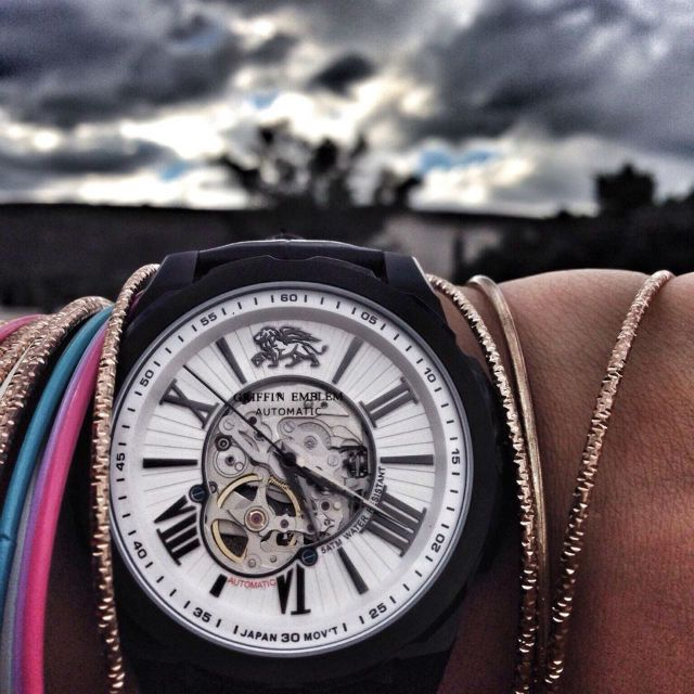 Griffin Emblem Watchs