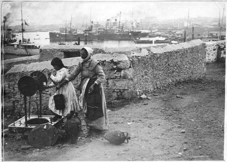 Πειραιάς 1916.
