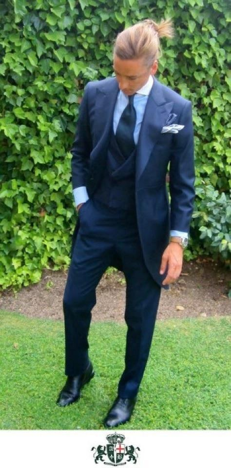 Morning Dress Code by Absolute Bespoke