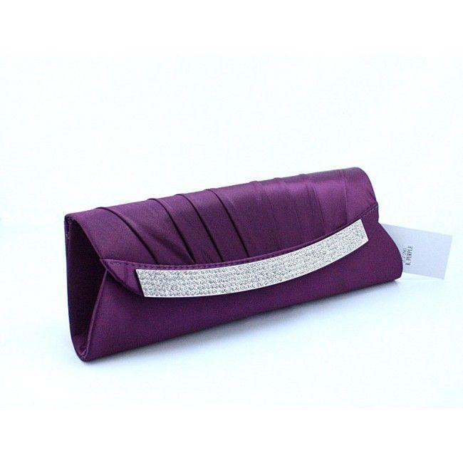 purple clutches   Purple Clutch Bag 39PPuu - Free UK Delivery