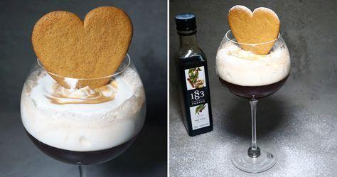 Irish Coffee med chaigrädde
