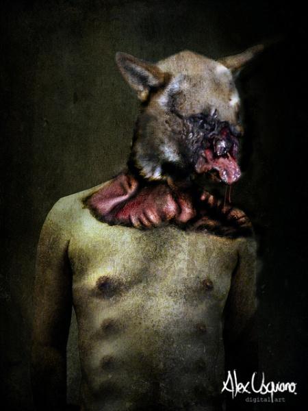 """Historia del hombre que se convirtió en perro"""