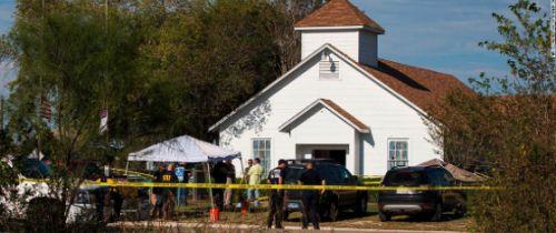 CNN: Unborn Baby Doesn't Count as Texas Church Shooting Victim - Liberty Headlines