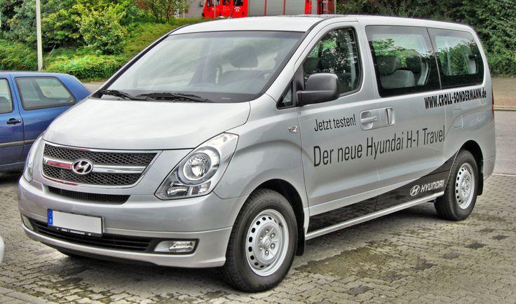 Hyundai H1 Travel photo 05