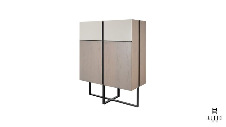 ALTTO | ASTER Cabinet | Dining room cabinets | Cosmopolitan and Modern interiors crave for a statement piece
