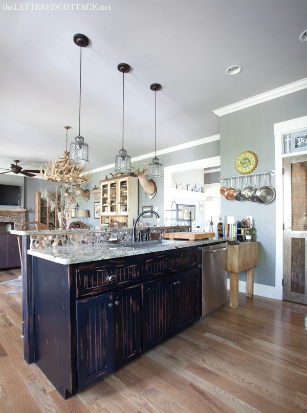 1000 Images About Lake House Kitchen On Pinterest