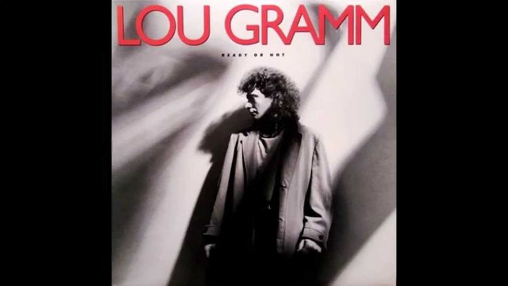 Lou Gramm - Midnight Blue (1987) ... I'd love an 8 or 9 minute mix of this!