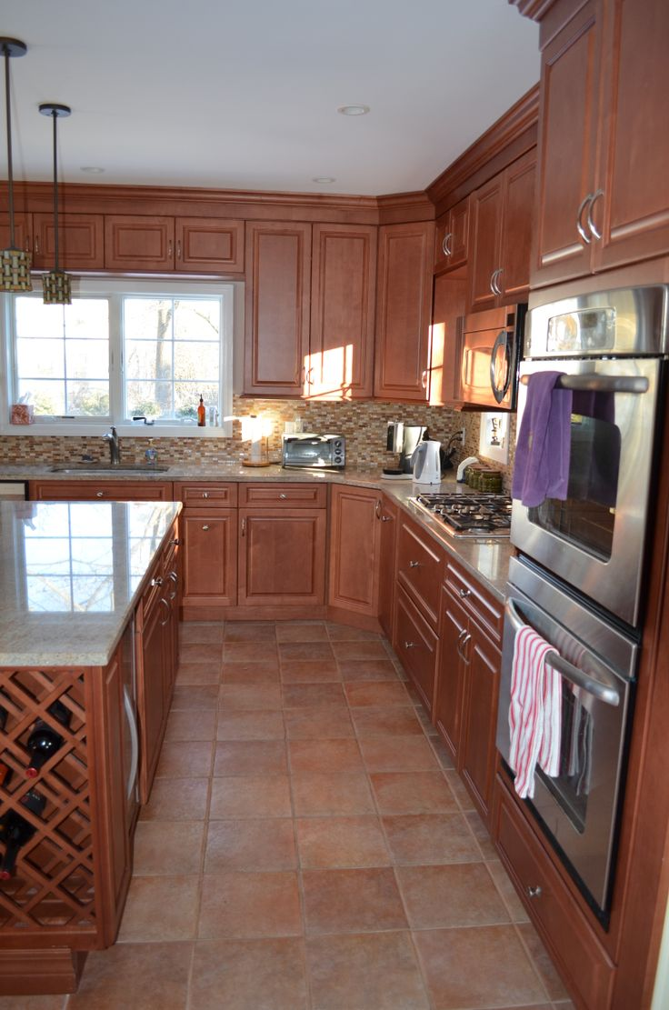 Here Is A Kitchen Remodel Recently Done By Majestic Kitchens Bath Designer Roberto Leira
