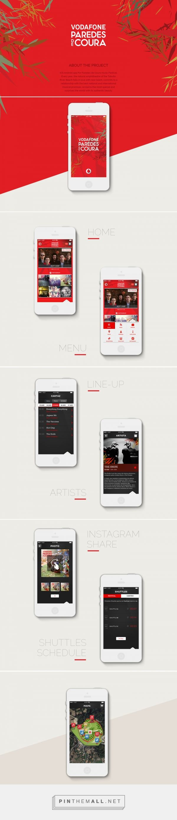Vodafone Paredes de Coura App