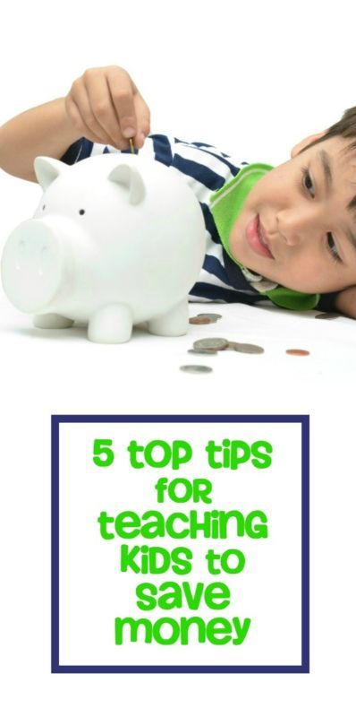 5 TOP TIPS FOR TEACHING KIDS TO SAVE MONEY | eBay