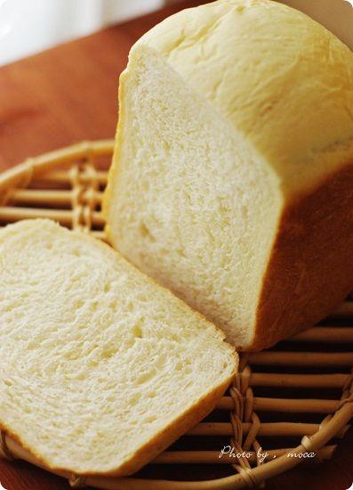 ホームベーカリーレシピ*外はサクッ、中はふわもちな食パン | ここちいい暮らし | 40代主婦のライフスタイルブログ