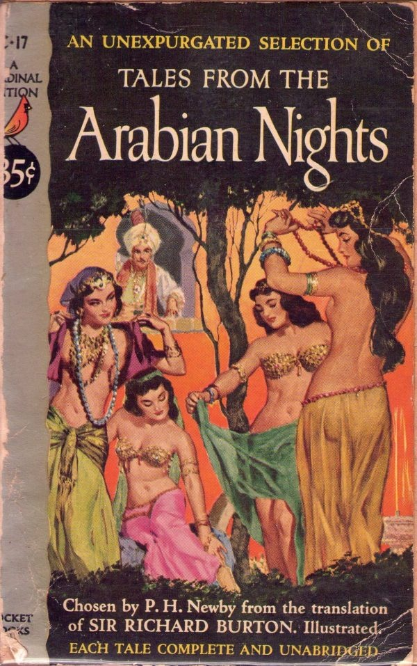 an analysis of sex in arabian nights translated by richard burton The book of the thousand nights and a night a plain and literal translation of the arabian nights entertainments by richard f burton this promotional edition contains the first half of volume one.