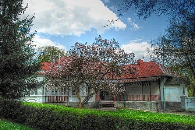 """Willa """"Irena"""" w Solcu Zdroju wybudowana w 1911 roku według projektu J. Heuricha. Nazwa budynku pochodzi od imienia żony Włodzimierza Daniewskiego - lekarza zakładowego, współwłaściciela i dyrektora Uzdrowiska Solec-Zdrój. Willa była i jest nadal siedzibą rodzinną państwa Daniewskich i Dzianottów."""