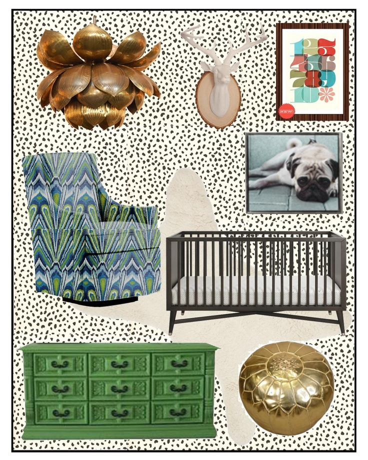 35 Best Bohemian Nursery Decor Images On Pinterest