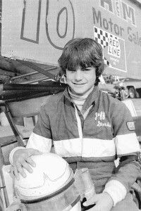Jeff Gordon | A 13-year-old Jeff Gordon already knew what he wanted to be when he grew up.