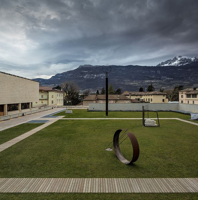 Mart Rovereto by mart_museum, via Flickr  Photo by Fernando Guerra  http://www.mart.trento.it/architettura