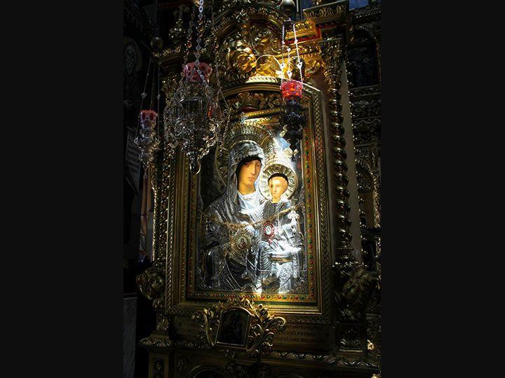 Άγιον Όρος - Ιερή Σκήτη Τιμίου Προδρόμου