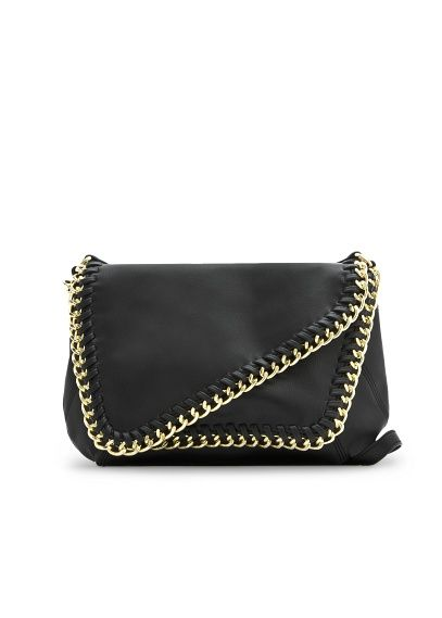 MANGO - TOUCH - Double flap chain shoulder bag