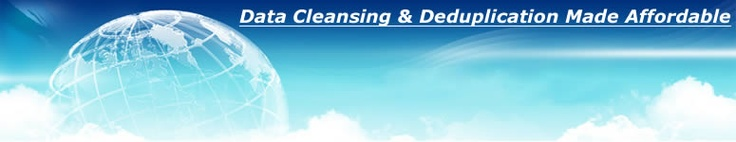 Powerful & Affordable Deduplication Software from winpure.com >> Data Cleansing --> http://www.winpure.com