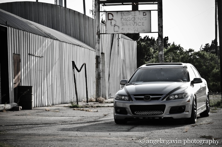 My 2006 mazdaspeed 6 She never saw a pair of tail lights. I miss this car.