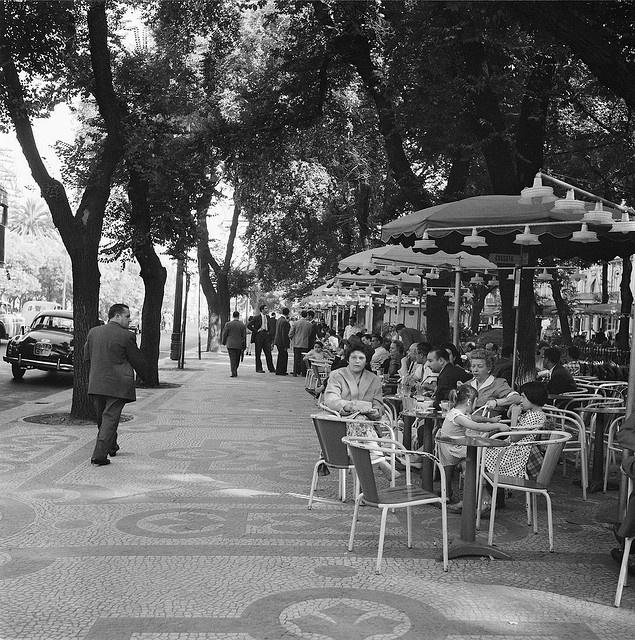 Avenida da Liberdade, Lisboa, Portugal Fotógrafo: Estúdio Horácio Novais…