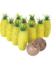 Pineapple Bowling Set-Party City: Luau Games, Pineapple Bowls, Luau Parties, Islands Bowls, Birthday Parties, Luau Birthday, Bowls Sets, Parties Ideas, Parties Games