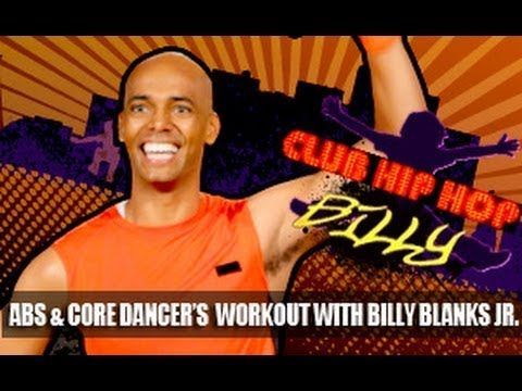 Abs & Core Dancer's Workout: Billy Blanks Jr.- Club Hip Hop