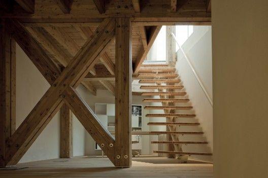 Best Casa Ceschi Traverso Vighy Architetti Stairs 400 x 300