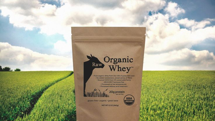 https://www.organicnewsroom.com/wp-content/uploads/2017/01/raw-organic-whey-organic-protein-powder-cover.jpg  Review: Organic Whey Protein Powder from Raw Organic Whey - https://www.organicnewsroom.com/whey-protein-powder-raw-organic/  Raw Organic Whey produces some of the market's best whey protein products, sourced from locally-owned farms filled with happy grass-fed cows. Their Organic Whey Protein Powder offers a refreshing change in pace from your typical prote